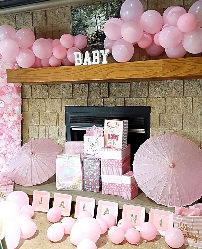 Tutu Cute Baby Shower Party Ideas In 2018 Gathering Pinterest