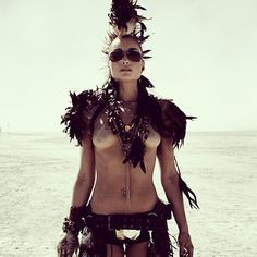 Burning man outfit ideas - Buscar con Google | BURNINGMAN | Pinterest | Feathers Festivals and ...