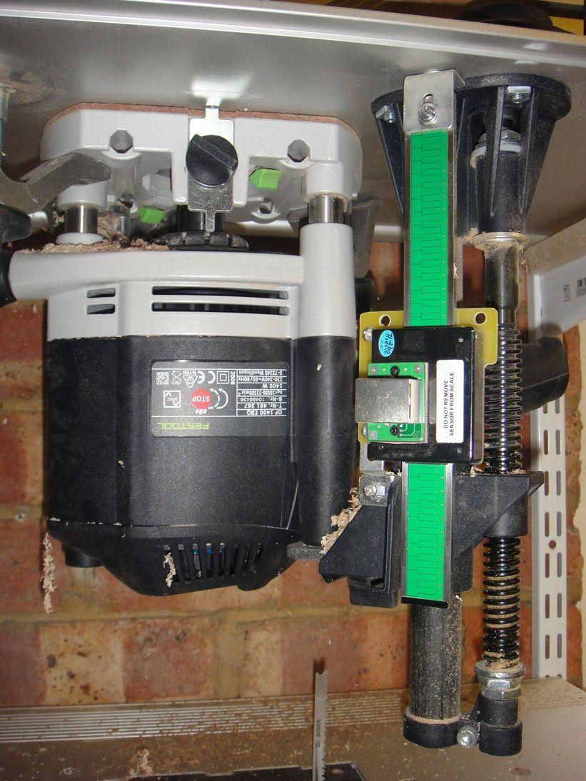 Replacement Cms Router Lift Festool Router Lift Festool