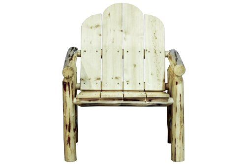 Montana Woodworks Montana Collection Deck Chair, Ready to Finish - http://rustic-touch.com/montana-woodworks-montana-collection-deck-chair-ready-to-finish/