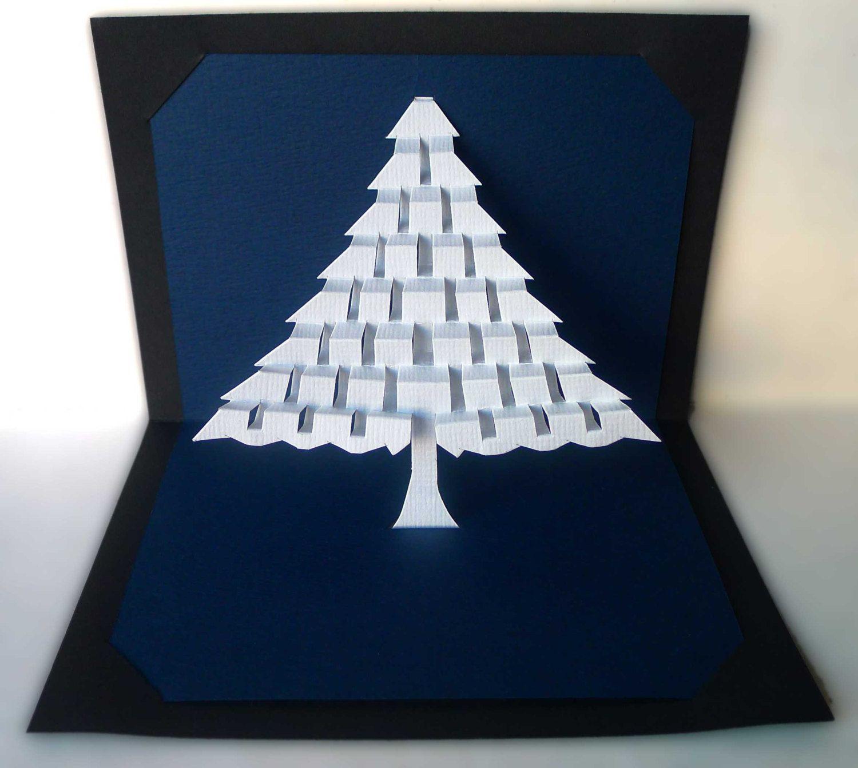 Maria bellulapadula hand craft xmas tree creative unusual