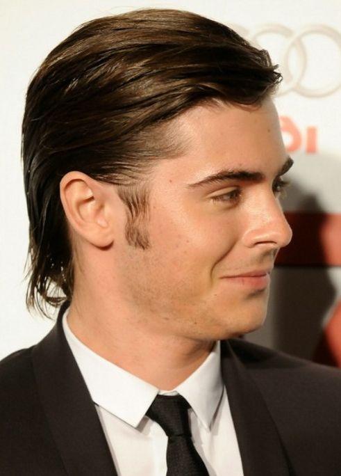 Все про мужские волосы