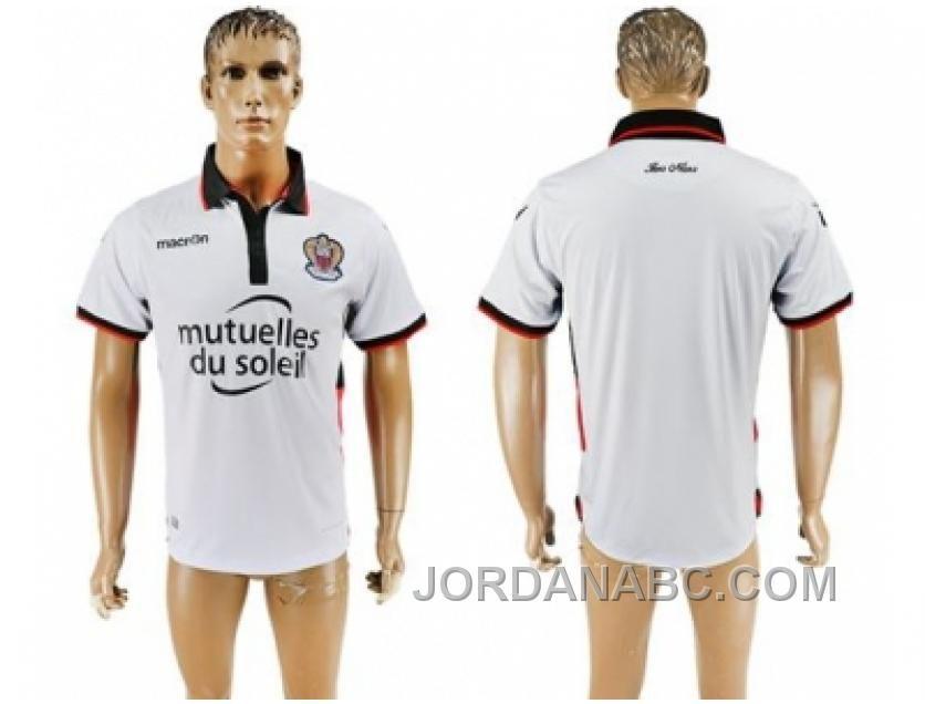 http://www.jordanabc.com/ogc-nice-blank-away-soccer-club-jersey-cheap-to-buy.html OGC NICE BLANK AWAY SOCCER CLUB JERSEY CHEAP TO BUY Only $60.00 , Free Shipping!
