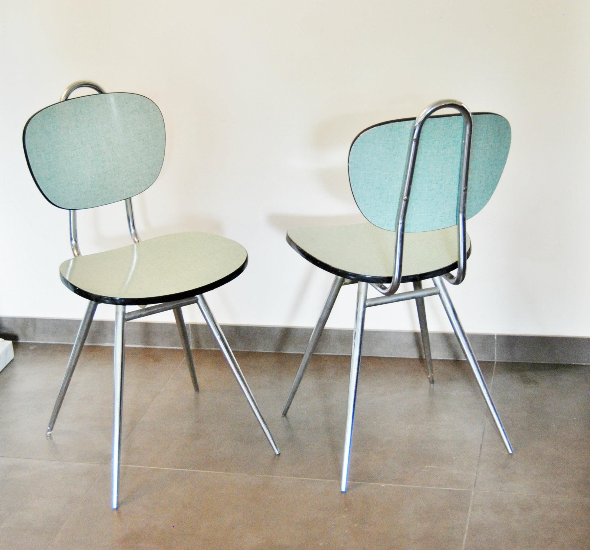 Chaise Formica Verte Coffee Table Dining Chairs Furniture