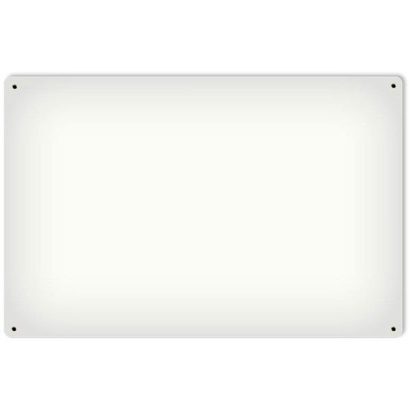 Blank sign ❤ liked on Polyvore featuring home, home decor and wall art
