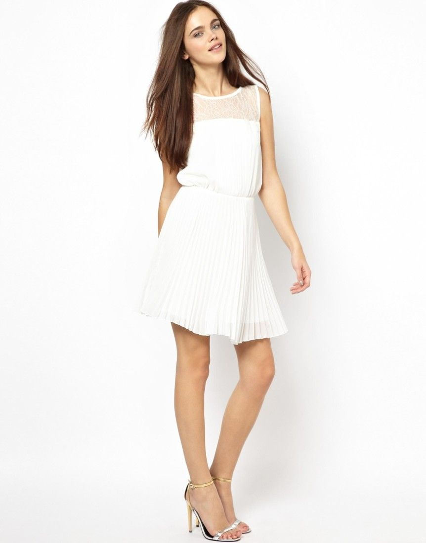 Beautiful White Dresses for Every Occasion | Schöne weiße kleider ...