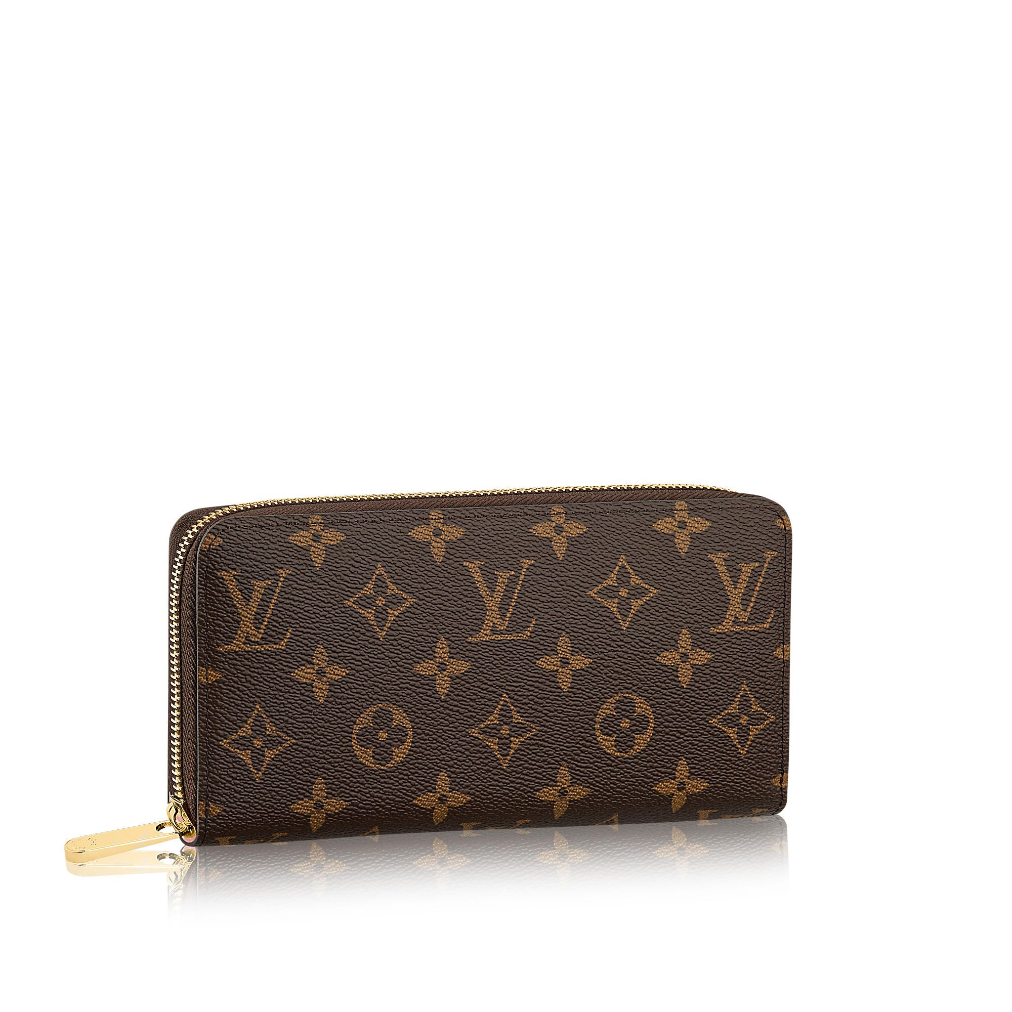 Portefeuille Zippy via Louis Vuitton   Sac   Louis vuitton ... 77c9bb8ffa7