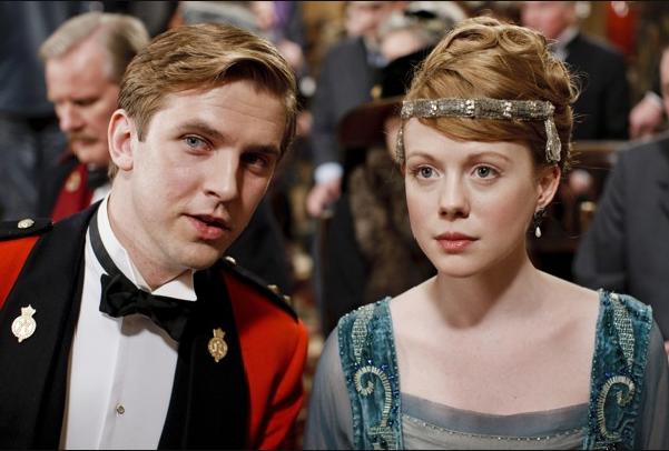 Downton Abbey Headpiece