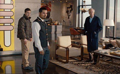 "Brett Ratner's new movie ""Tower Heist""   New movies, Michael peña, Movies"