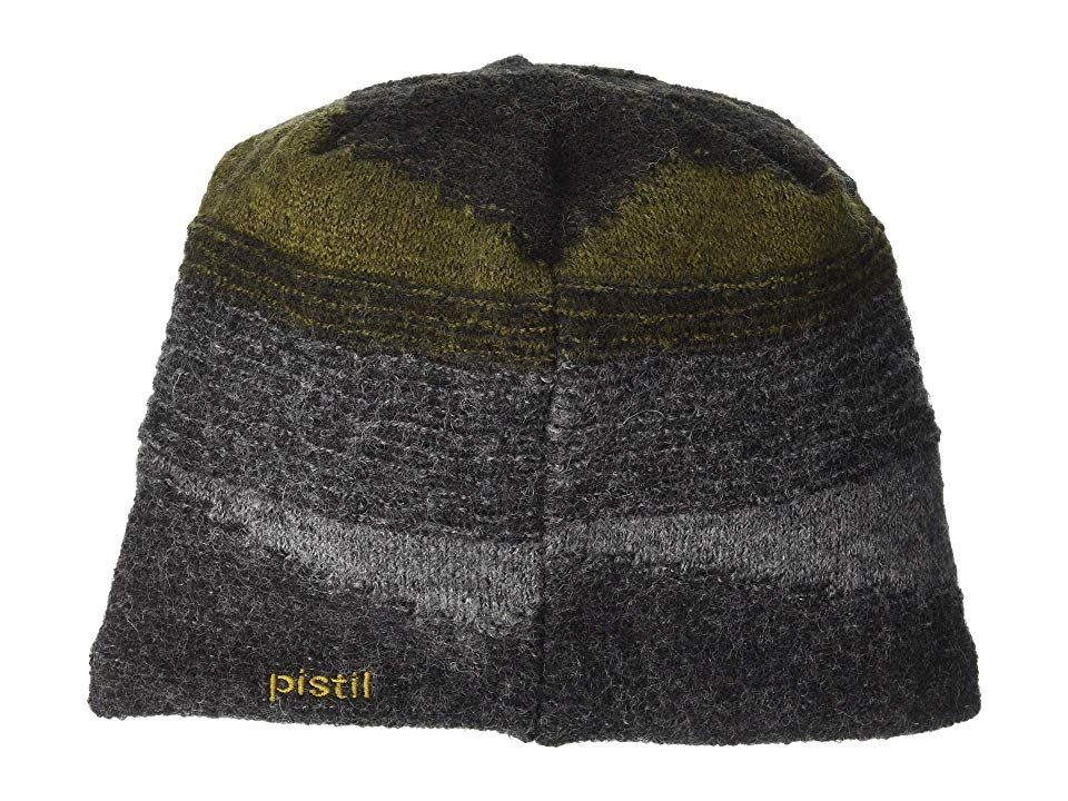 Pistil Ivar Black Beanies The alarm doesnt work and your phones on silentgood job Grab your Ivar beanie by Pistil and hope itll tame all your bed head before you get to y...