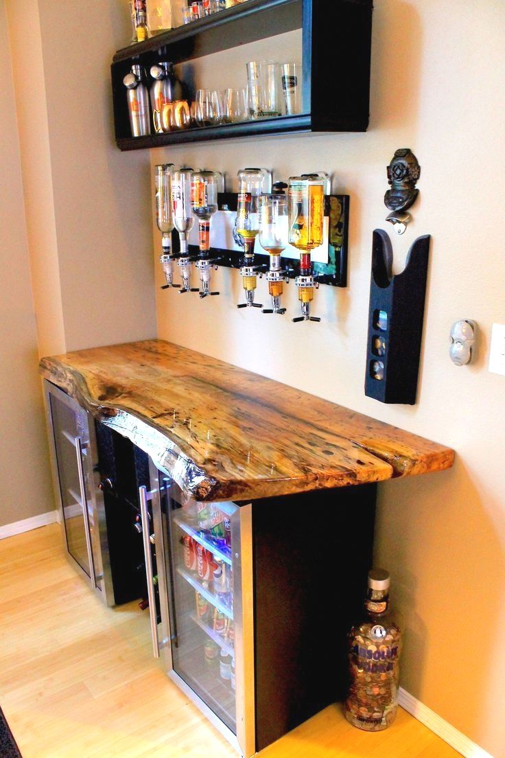 Pin by ursula on Man cave | Diy home bar, Bars for home ...