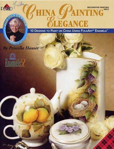china painting elegance - Eveli Belisario - Picasa Web Albums... FREE BOOK!