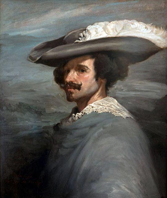 Retrato de Velázquez