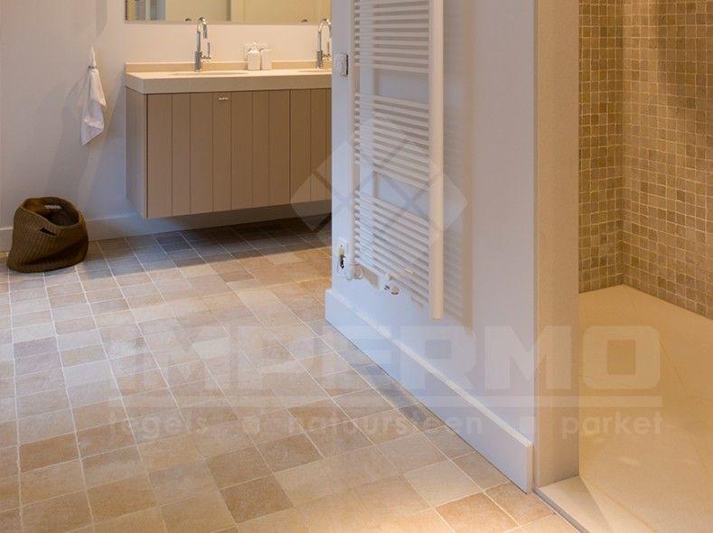 natuursteen, impermo, natuursteen vloertegels, natuursteen, Badkamer