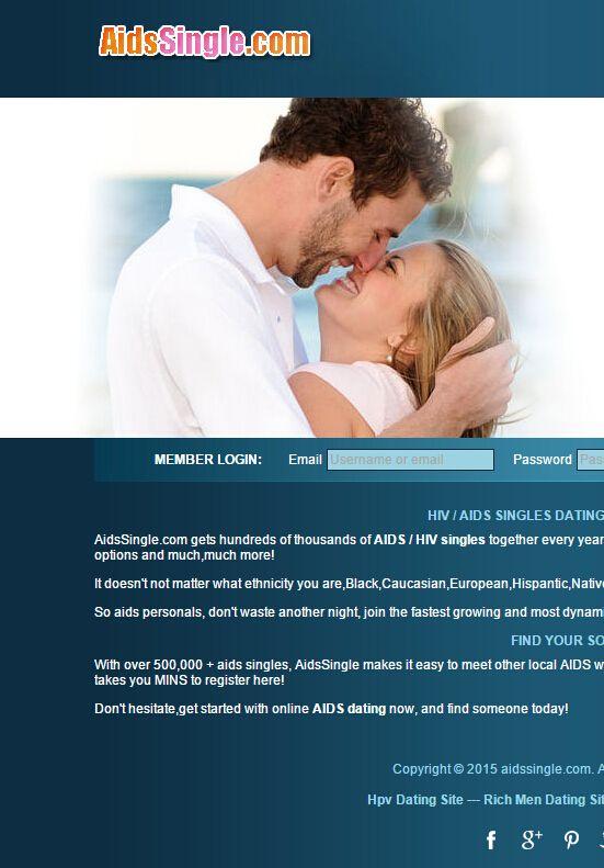 Online-dating mit herpes