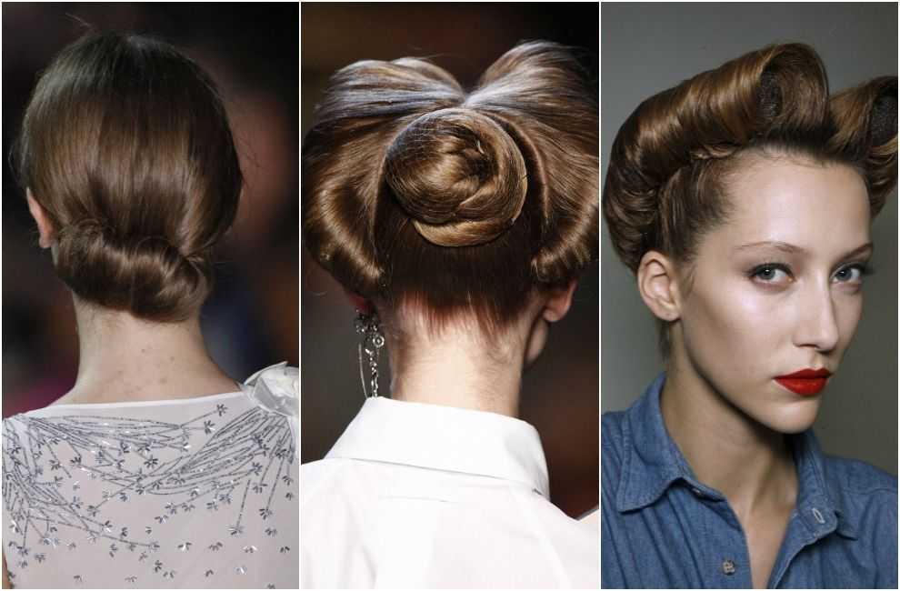 Wedding day hair: The best of bridal up'dos -