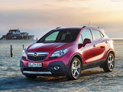 Opel Mokka Les Petits Suv Opel Mokka Cars Car