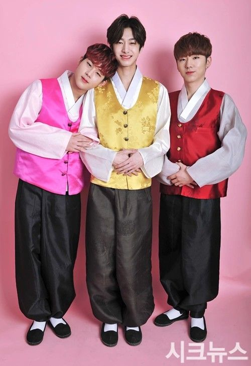 Jooheon Hyungwon kihyun