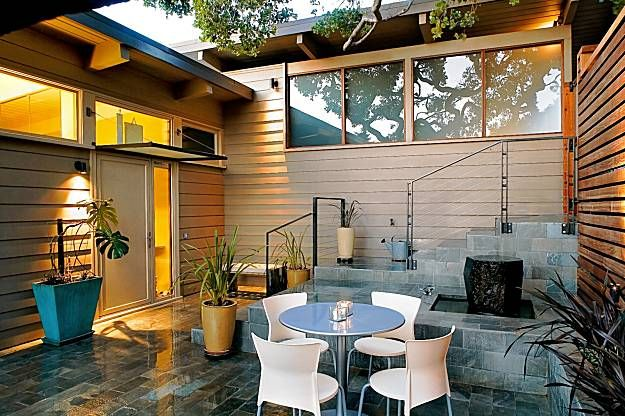 17 best images about modern house exteriors on pinterest modern classic entrance doors and house exterior design - Courtyard Design Ideas