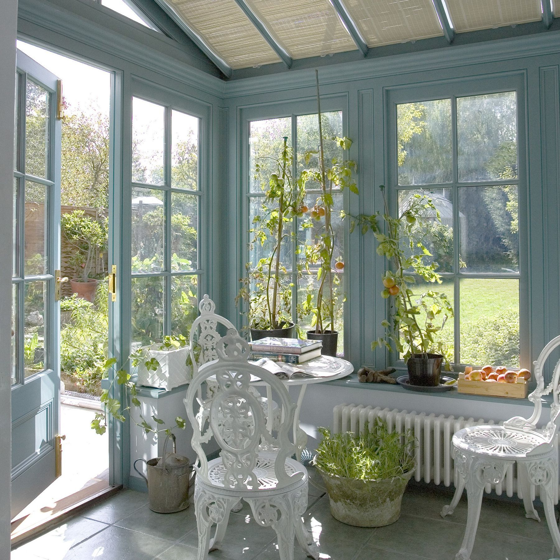 Garden House Beautiful Magazine Inspires Garden Lovers: Conservatory And Glass House Ideas