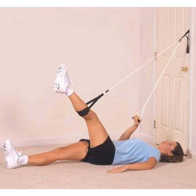 Charming MediCordz Stretch Strap Is Padded For Comfort And Has A Pully And Door  Mount To Get The Most Out Of Your Stretch When You Donu0027t Have The Add Of A  Trainer Or ...