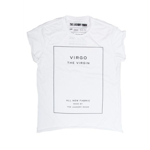 Virgo Zodiac Tee Worn By Beyonc 233 56 Liked On Polyvore