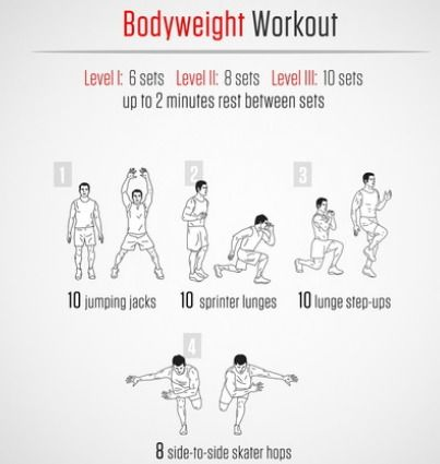 pinhealth4us on workout from home  bodyweight workout