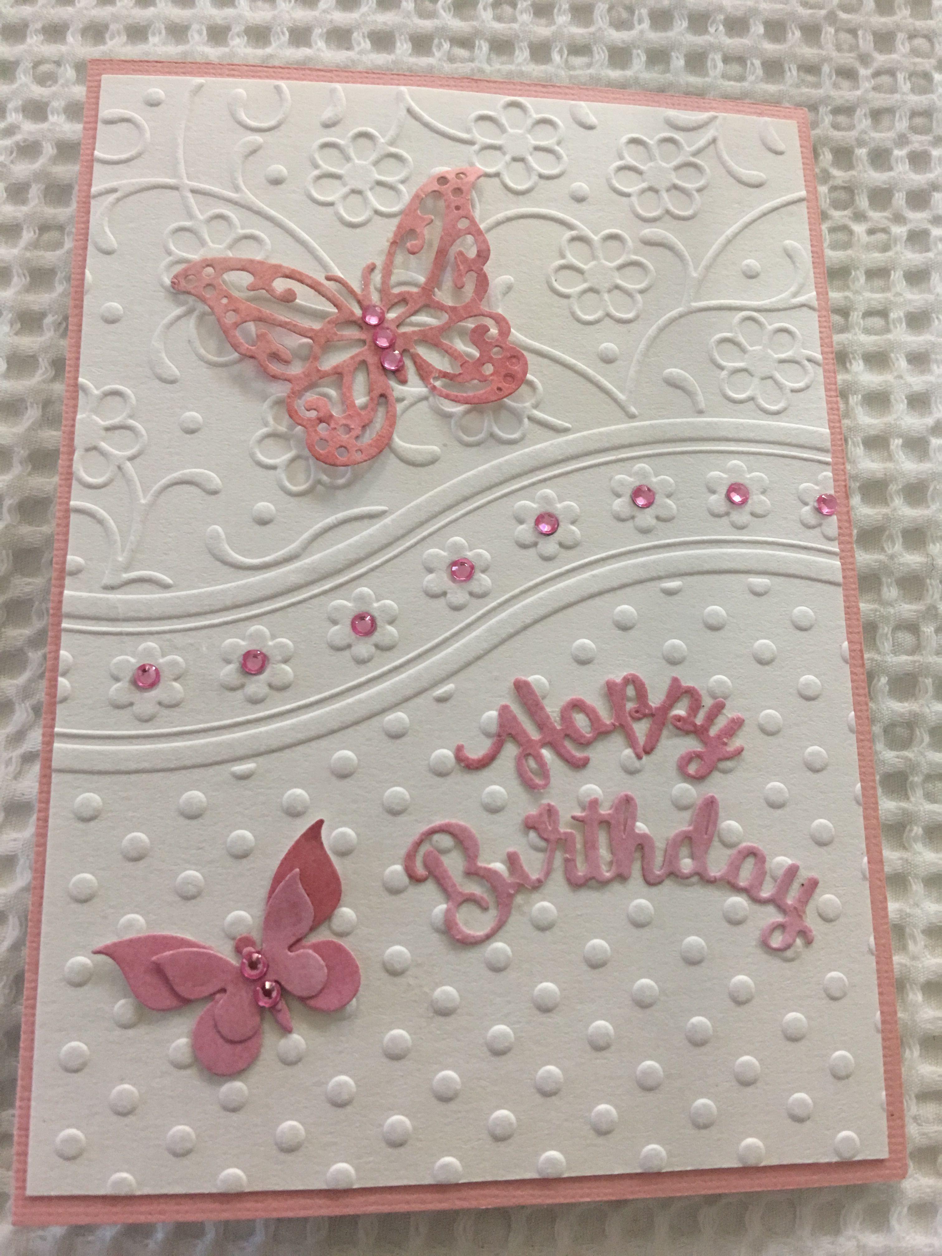Скрапбукинг открытка на день рождения девочке 12 лет