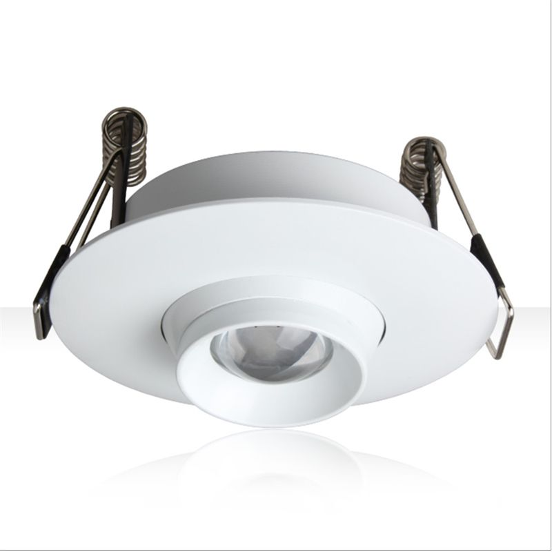 1w 3w Led Cabinet Spot Lamp 85 265vac Led 10 60degree Zoom Counter Accent Lighting 360 Degree Rotable Exhibition Spot Lamp Accent Lighting Lamp Lighting