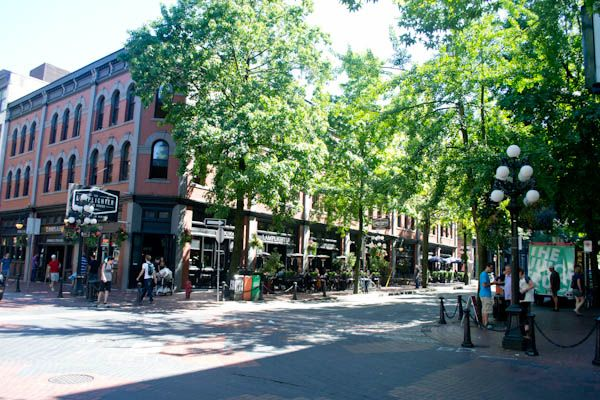 Gastown, #Vancouver – A Walk into History