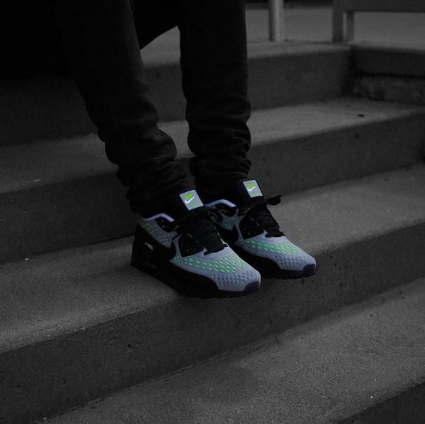 5615855333b90b NIKE AIR MAX 90 ULTRA BR (NEON) - Sneaker Freaker