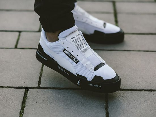 puma ueg court play. Puma X UEG Court Play Slip-on Sneaker. \ Ueg U