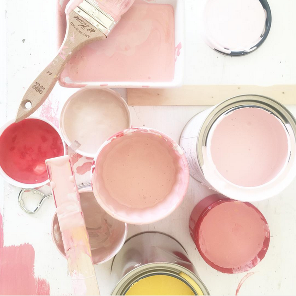 How To Paint Furniture In One Afternoon For The Home