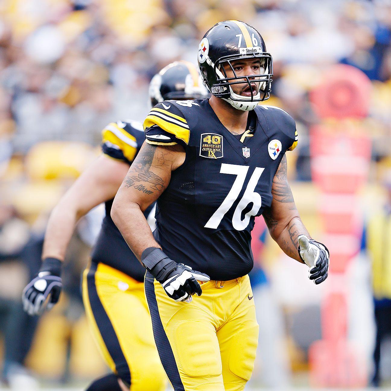 Steel Curtain · Steelersu0027 Prove It Players: Left Tackle Mike Adams
