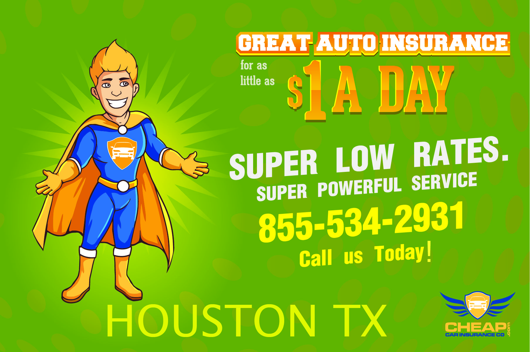 Cheapest Car Insurance Houston Texas Need The Best In Affordable