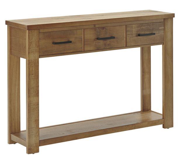 Birchgrove 3 Drawer Hall Table
