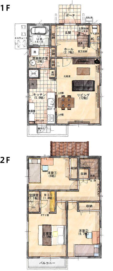 Floor Plan 間取り おしゃれまとめの人気アイデア Pinterest