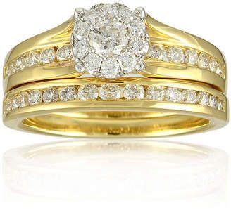 Fine Jewelry LIMITED QUANTITIES1 CT. T.W. Diamond Marquise-Cut Ring dbeAuwsEmM