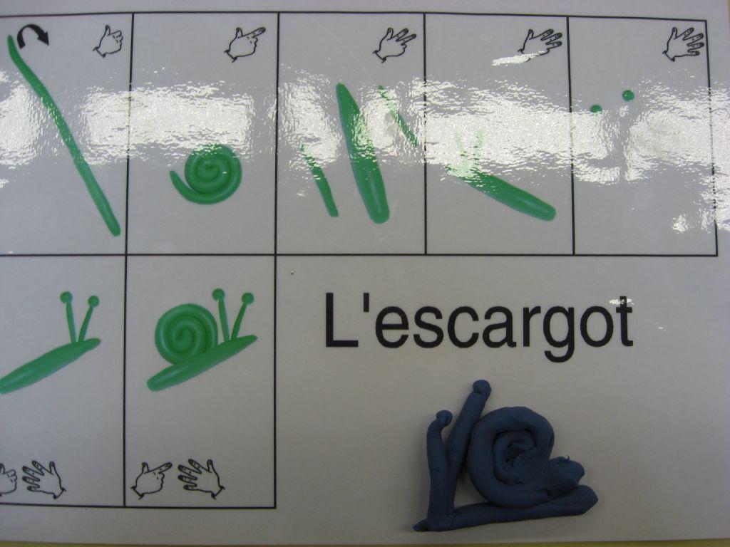 Les escargots en maternelle recherche google cargols pinterest google - Escargot maternelle ...