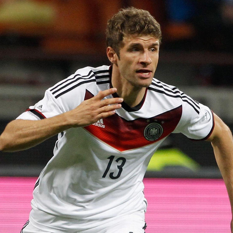 Thomas Muller Hatrick 2014 Fifa World Cup