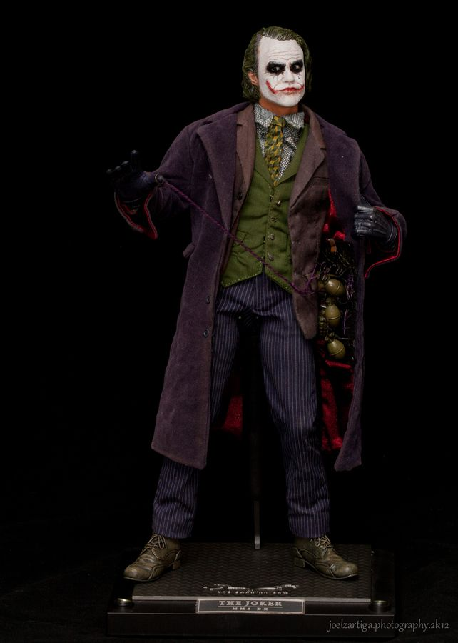 Hot Toys Dx 01 Joker By Joel Zartiga Via 500px The Great Wonders