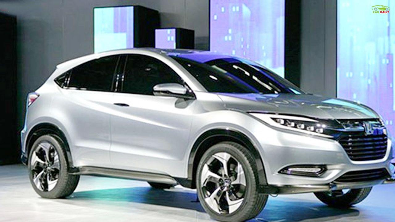 Ghim của Car Daily trên 2021 ホンダ 新型 ヴェゼル フルモデルチェンジ!第4世代のi