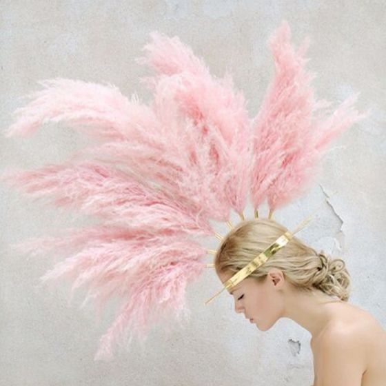 crown hair styles we ll always headdress pink stuff and couture 5367