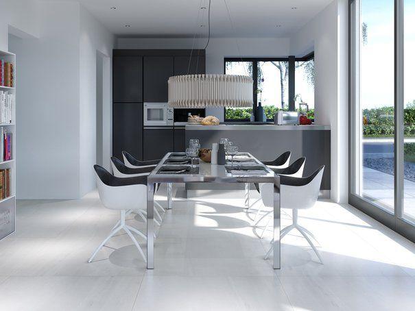 Herrliches Hausgefühl \u2013 \ - kuche wohnzimmer offen modern