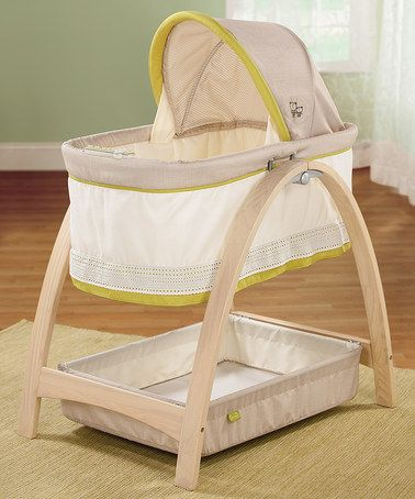 Take A Look At This Bentwood Motion Bassinet By Summer Infant On