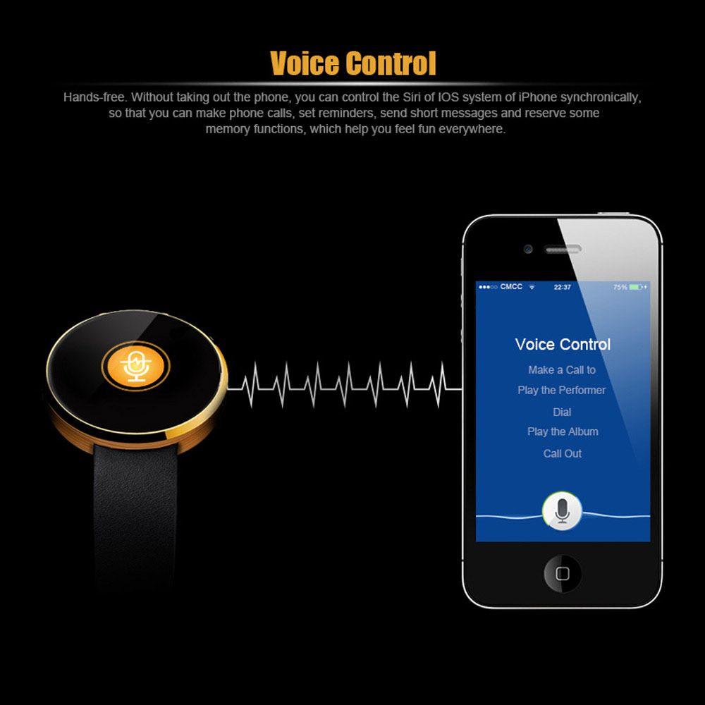 DM360 Bluetooth Smart Watch Wearable Devices SmartWatch