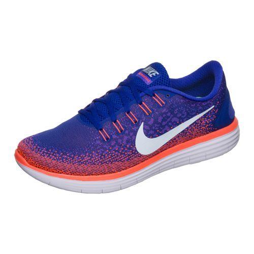 Nike Free RN Distance 2 Natural Running Schuh Herren Blau