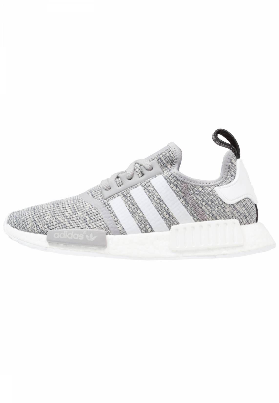 Adidas Trainers Pattern Solid r1 Greywhite Nmd marl Originals HHFv1