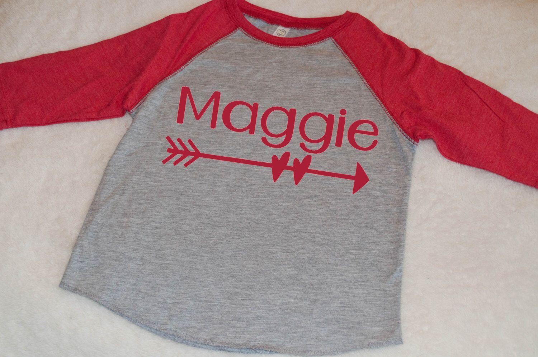 Kids Ruffle Raglan Shirt Christmas Valentine Easter Toddler Baby Girls Boys Long Sleeve Cotton Blouse Top