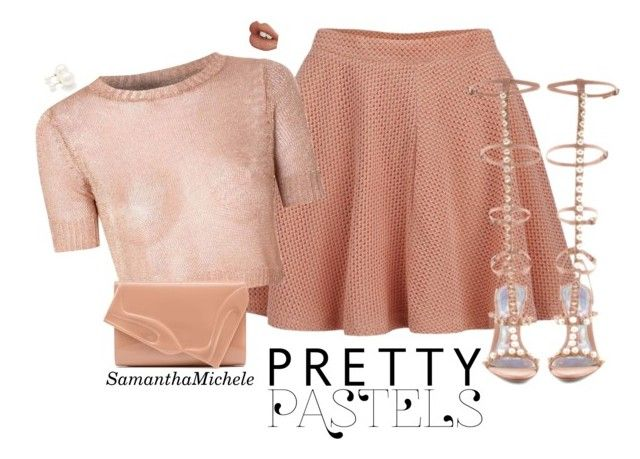"""""""Untitled #307"""" by samanthamichele ❤ liked on Polyvore featuring Paul & Joe Sister, Forever 21, Glamorous, Charlotte Tilbury and Christian Louboutin"""